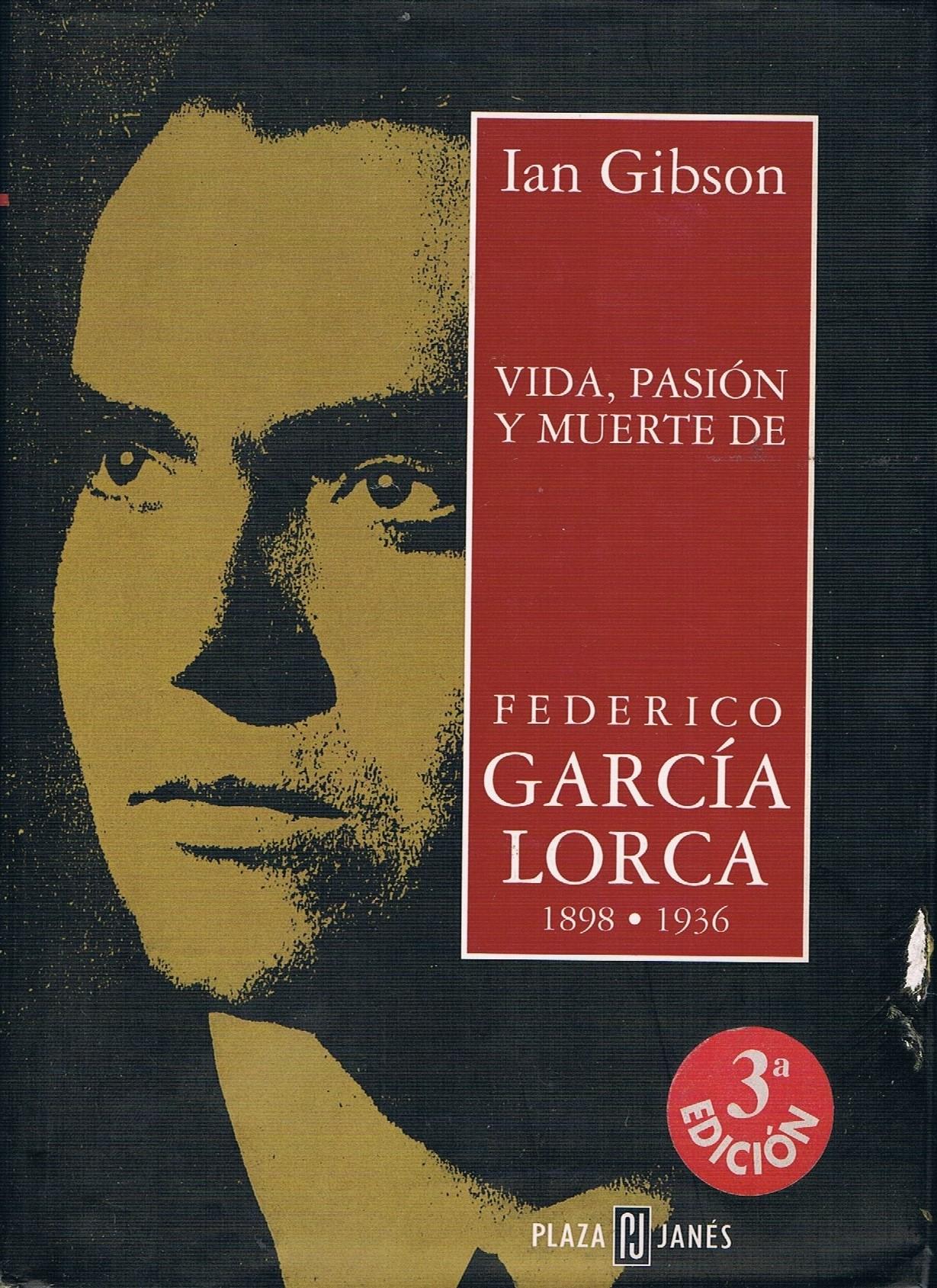Ian Gibson, biógrafo de Lorca