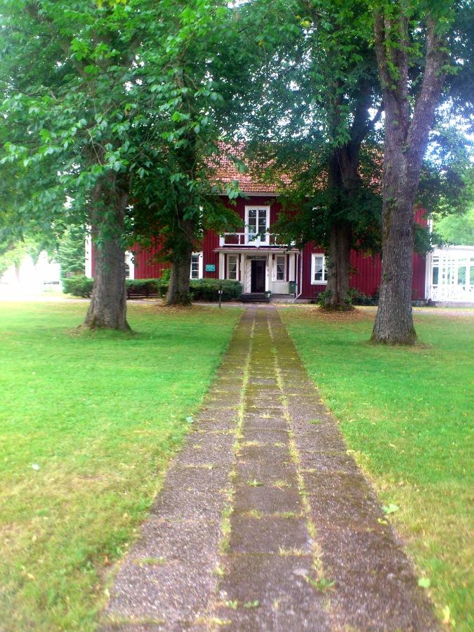 Escuela Axevalla Folkhögskola a la que asistirán los alumnos del CLM