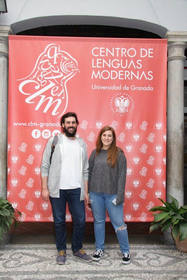 Eva Gamundi y Alejandro Montoro